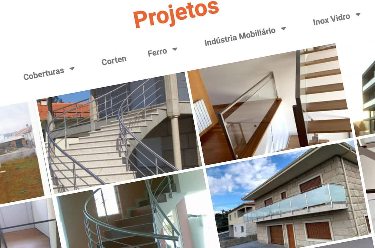 BEHS criação de websites, SEO, Webdesign, redes sociais, Guimarães