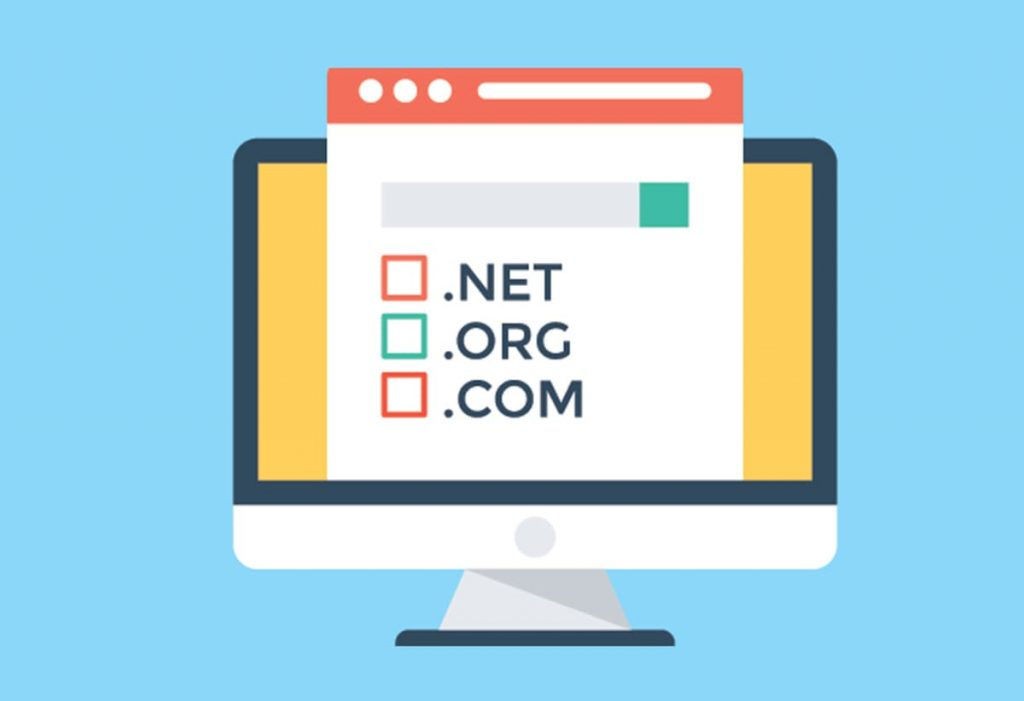 Criar um domínio para um site