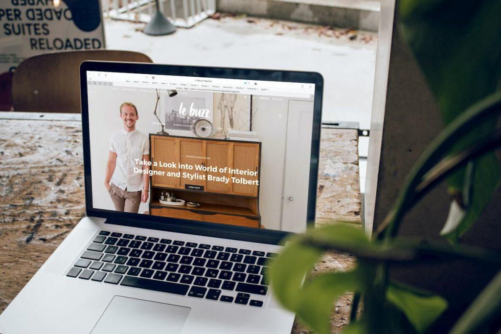 Criamos sites para todo o mundo BEHS