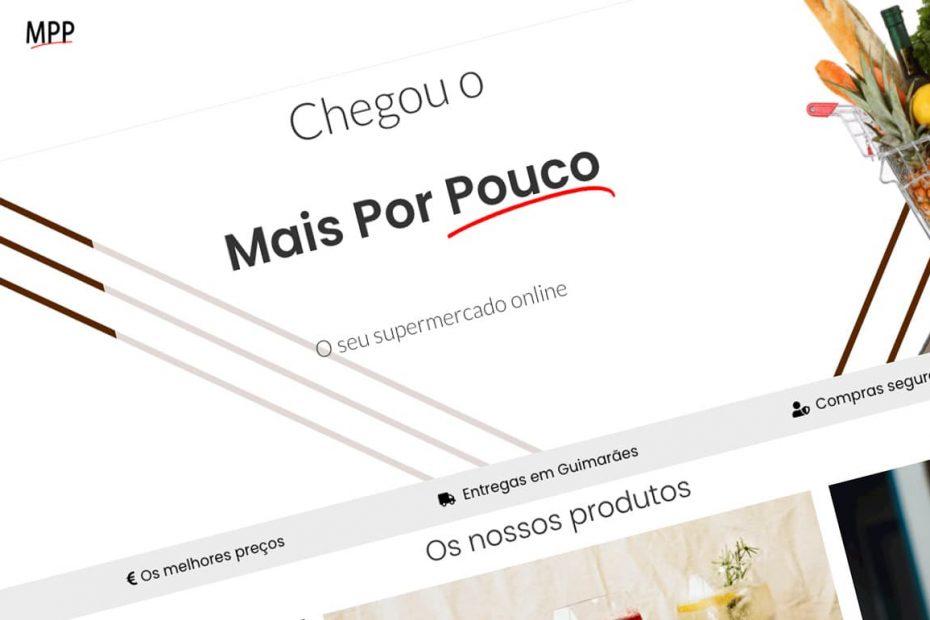 Mais Por Pouco - Supermercado Online - Serviço Loja online BEHS