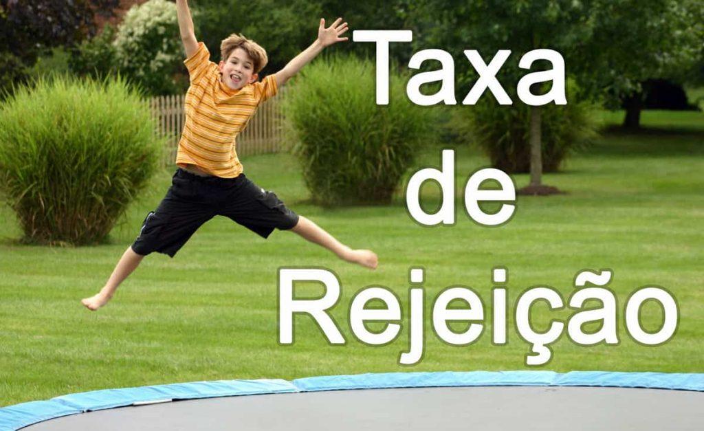Taxa de Rejeição de um site, Bounce Rate