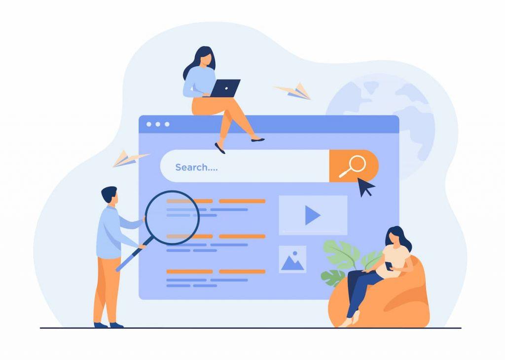 SEO na criação de sites e lojas online