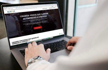 criação de sites em Fafe, Blinkut, redes sociais, vídeos para redes sociais, website institucional, Behs