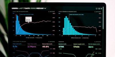 criação de sites e lojas online com analytics